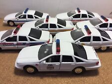 see notes for the states ROAD CHAMPS #7A diecast police cars 1:43 new