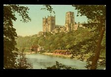 RAILWAY GNR Great Northern official Cathedral Series Durham early PPC