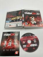 Sony PlayStation 3 PS3 CIB Complete Tested NBA 2K16