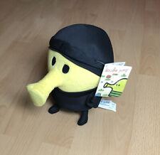 Doodle Jump Ninja Plüsch - NEU mit Etikett - 2014 Lima Sky Sega Prize 22cm Höhe