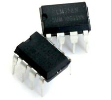 LM358 8 broches amplificateur double FA / 1x LM 358 dual amplifier 8 pins IC