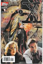 THE X-FILES TOPPS Comic - VOLUME 1 ISSUE 1 - AUGUST 1995