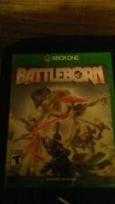 X Box One Game Battle Born. Not open.