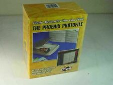 "Phoenix Photofile 4"" x 6"" Photograph Organizer  46010"
