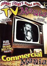 Mania! Mania! Vol. 1: Commercial Mania/TV Mania DVD Twisted TV Clips/Commercials