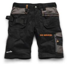 Scruffs Patternless Cargo, Combat Shorts for Men