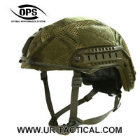 OPS/UR-TACTICAL COMBAT COVER FOR OPSCORE FAST HELMET IN A-TACS FG - L/XL