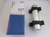 BMW 3 Series 318d 320d 330d 2.0 3.0 Diesel Fuel Filter 2001 to 2007 MAHLE KL478