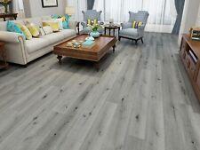 Waterproof Flooring SPC Rigid Core Vinyl Floor Glue less Click LVT Grey Stone