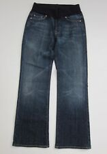 7 For All Mankind Pea In The Pod Maternity Boot Cut Jean Size 30 X 30
