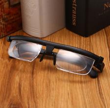 TR90 focal length adjustment presbyopic glasses adjustable  -600°--+300° myopia