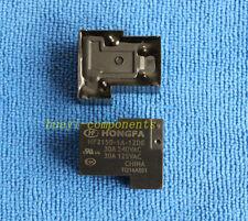 2pcs HF2150-1A-12DE 12V 4Pins T90 30A 240VAC HONGFA Relays