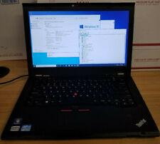 Lenovo Thinkpad T430s laptop i7 / 2.9GHz  /8GB RAM 256GB /SSD Win 10 Pro #Z502
