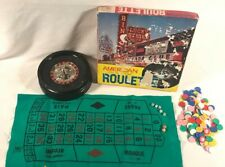 VINTAGE ATC AMERICAN ROULETTE LAS VEGAS STYLE GAME ~ MADE IN JAPAN