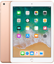 "Apple Ipad 2018 Quad Core 9.7 "" IPS Apple iOS or 128 Go Tablette, caméra"