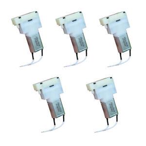5 Pcs DC 3-5V Micro Air Pump Oxygen Pump Inflator Pump DIY