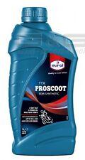 2 TEMPI EUROL TTX PROSCOOT parzialmente SINTETICO 1L SCOOTER SCOOTER olio