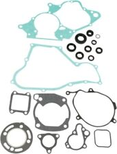 Moose Complete Gasket Kit w/ Oil Seals for HONDA 1986-91 CR 80R CR80R M811205