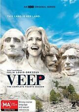 VEEP - Season 4 : NEW DVD