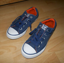 Converse All Star  Low Tops Size UK 1,,mint used condition