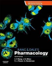 NEW Rang & Dale's Pharmacology, 8e
