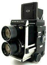 Mamiya c330 Professional TLR Blue Dot d52308 sekor 135 mm f4, 5 609311 jt129
