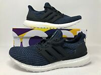Adidas UltraBoost Parley Womens Running Shoes Legend Ink/Carbon Blue AC8205 NEW