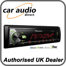 Pioneer MVH-X580BT Mechless Bluetooth Stereo USB iPod Aux Android iPod iPhone BN