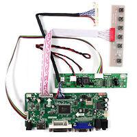 """HDMI DVI VGA LCD Control Board For 18.5"""" M185BGE-L22 LTM185AT04 1366x768 LCD"""