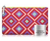 Clinique Smart Night Custom-Repair Moisturizer + Cosmetics Bag 30ml / 1oz SEA