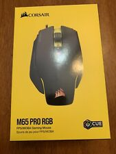 Corsair CH-9300011-NA M65 PRO RGB FPS Optical Gaming Mouse - Black