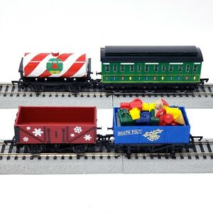 Bachmann & Hornby Trains Thomas Friends Christmas Holiday Wagon Car Lot HO/OO