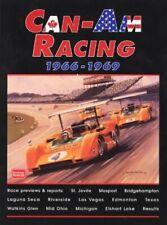 CAN-AM Racing 1966-1969 (Brooklands Books Road , Clarke, Clarke..