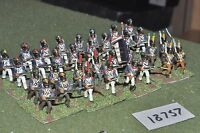 25mm napoleonic / french - infantry 32 figs - inf (18757)