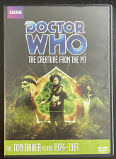 Doctor Who The Creature from the Pit 1979 (Dvd 2010) Tom Baker Lalla Ward