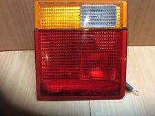 Range Rover P38 Rear Left Early Amber Lamp Fog & Reverse Light