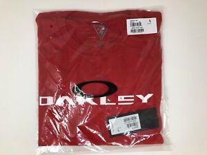 Oakley Service Tee Redline 457827-465 Large