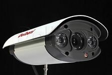1/3 SONY CCD Vandalproof In/Outdoor Bullet Security Camera 700TVL Dual Array 6mm