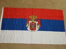 NOVO - SRPSKA ZASTAVA - SRBIJA 5'x3' ft(91 x 151 cm) ZASTAVA SRBIJE Serbian Flag