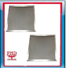 Range Hood Filter Honeycomb *2 Pack* 381 X 457 X 50 Mm - Commercial Quality