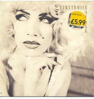"EURYTHMICS - SAVAGE - 12"" VINYL LP (WITH POSTER)"