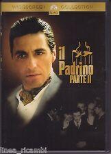 2 DVD Film: Il Padrino parte II - USA 1974 con gadget