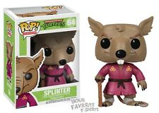 Funko Pop! Teenage Mutant Ninja Turtles Splinter 64 Vinyl Figure