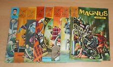 ED. FRATELLI SPADA  SERIE  MAGNUS   1/15  CPL  1974  ORIGINALI  !!!!!