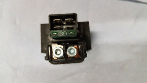HONDA VTR SP1 main fused starter solenoid relay