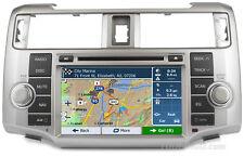 2010-2013 4Runner GPS Navigation Bluetooth Touchscreen Radio DVD CD AV Receiver