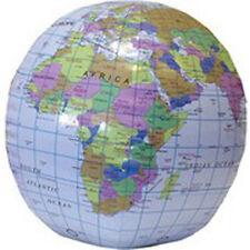 Mappamondo gonfiabile  diametro 33 cm