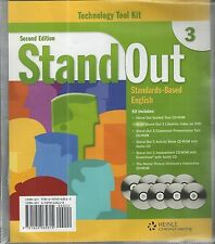 STAND OUT LEVEL 3 TECHNOLOGY TOOL KIT, SECOND EDITION