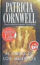 NEW El libro de los muertos (Spanish Edition) by Patricia Cornwell
