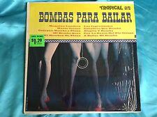 Rare Latin Bamba LP :  Cortijo y su Combo ~ Bombas Para Bailar ~ Tropical 5172